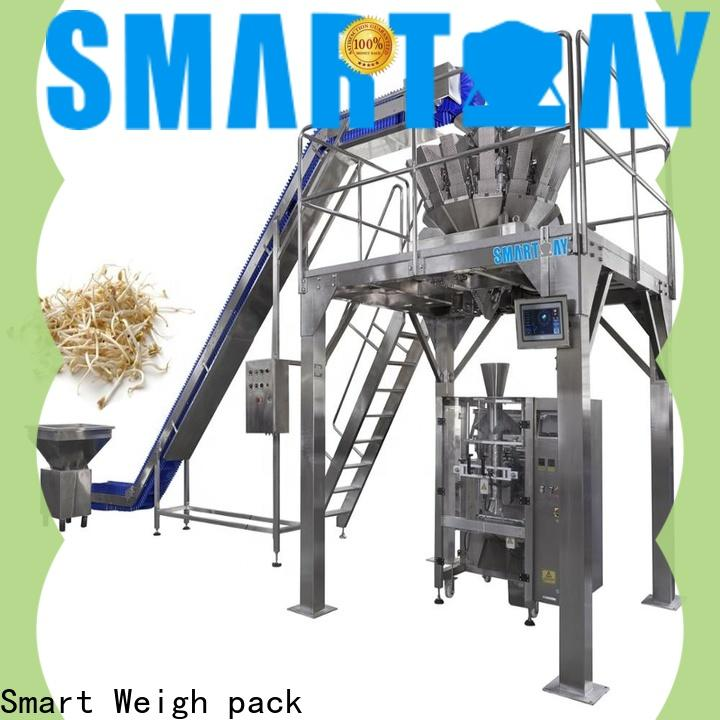 high-quality automatic bagging machine bag in bulk for food weighing