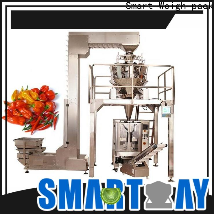 Smart Weigh pack best rotary packing machine supply for foof handling