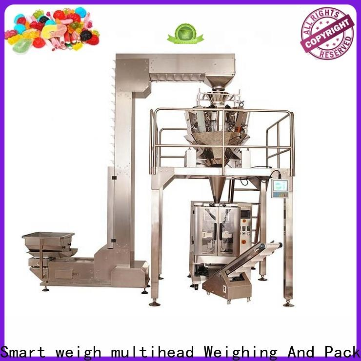 Smart Weigh pack smartweigh salt packaging machine with good price for foof handling