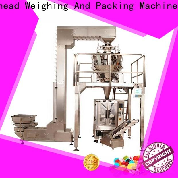 Smart Weigh pack sachet fully automatic packing machine manufacturers for food packing