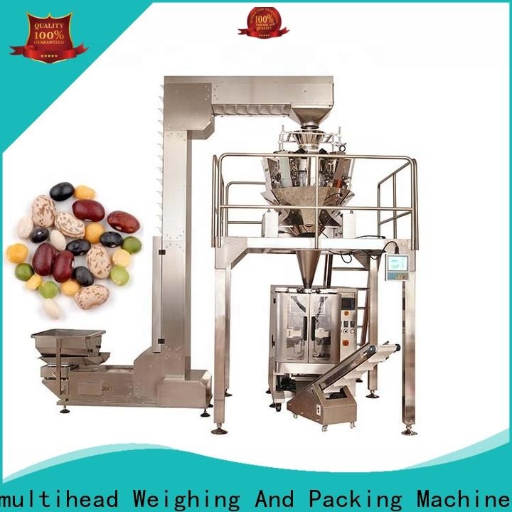 Smart Weigh pack easy operating water pouch packing machine for food packing