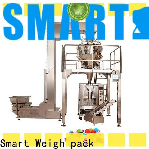 Smart Weigh pack wrapper packaging machine for food packing