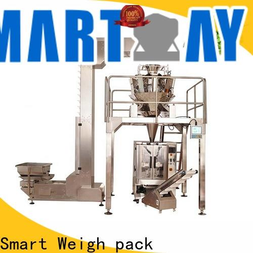 Smart Weigh pack cookies packaging machinery services for food labeling