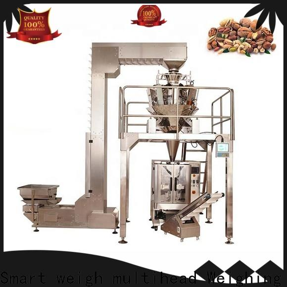 Smart Weigh pack customization commercial packing machine supply for food weighing