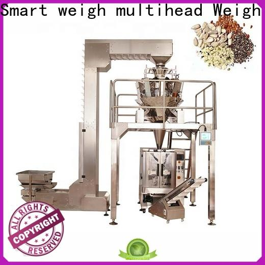 Smart Weigh pack inexpensive candy filling machine in bulk for food labeling