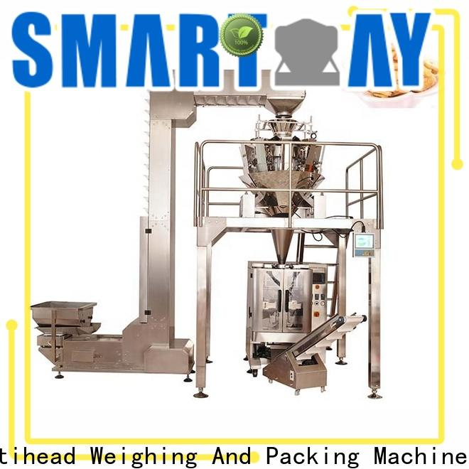 Smart Weigh pack easy operating packing sealer factory for foof handling