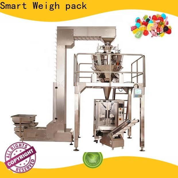 Smart Weigh pack chip packaging machine manufacturers for food weighing