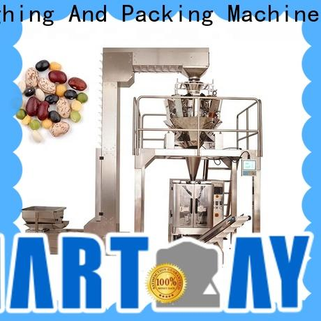 Smart Weigh pack first-rate mini pouch packing machine price factory price for food labeling