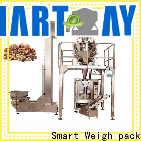 Smart Weigh pack weighing ghee packing machine in bulk for food labeling