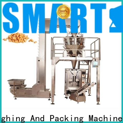 Smart Weigh pack easy operating packing equipment in bulk for food weighing
