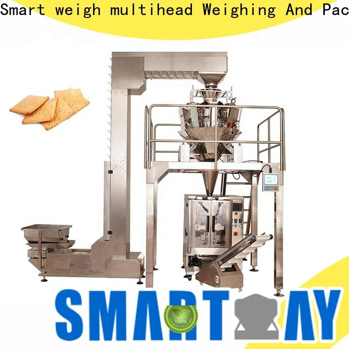 easy operating multihead weigher packing machine confectionery free quote for foof handling