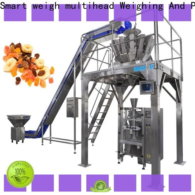 Smart Weigh pack latest pharma packaging machine with cheap price for food weighing