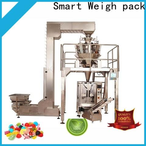 Smart Weigh pack latest packing machine sugar with cheap price for food weighing