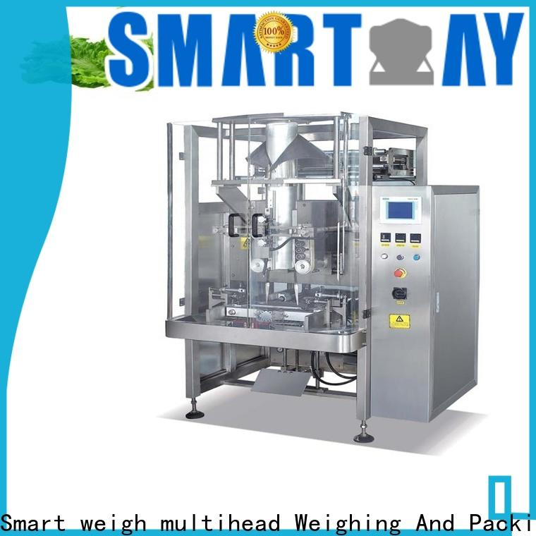 Smart Weigh pack top vertical vacuum packaging machine suppliers for meat packing