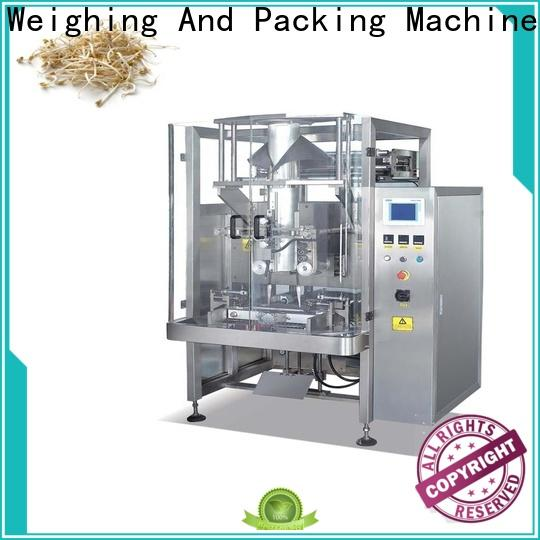 Smart Weigh pack new vertical bagging machine manufacturers for salad packing