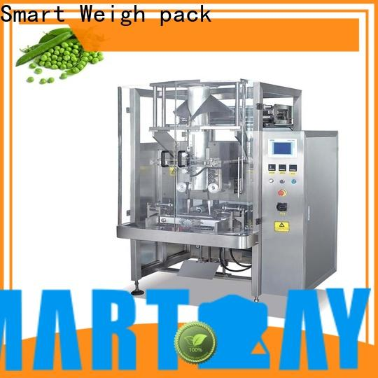 Smart Weigh pack high-quality vertical packing machine manufacturers for food weighing