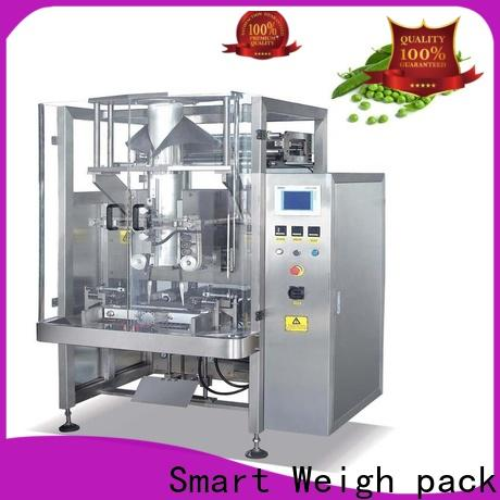 Smart Weigh pack latest pouch packing machine supply for salad packing