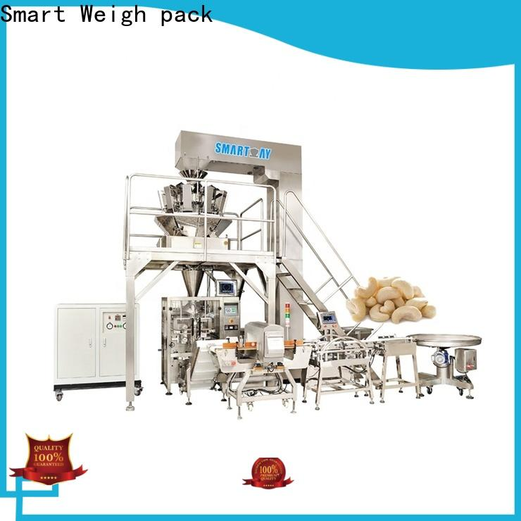 Smart Weigh pack cost vffs packaging machine manufacturers for chips packing