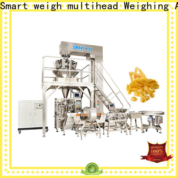 Smart Weigh pack cheese pouch packing machine suppliers for meat packing
