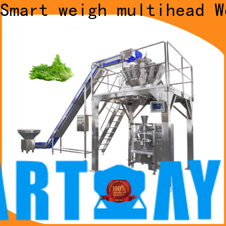 Smart Weigh pack latest vertical form fill seal machine company for chips packing