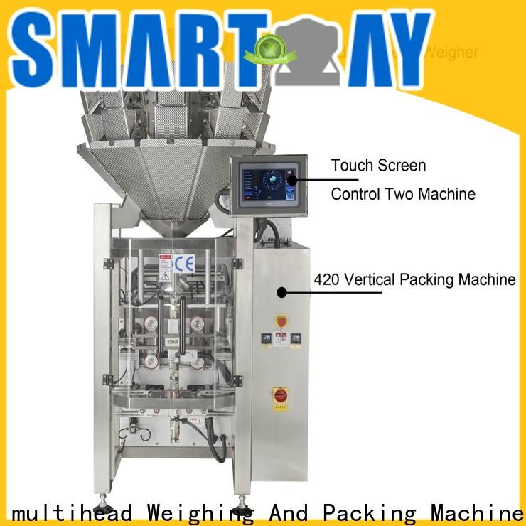 automatic vertical packing machine small factory for chips packing