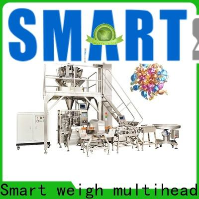 Smart Weigh pack standard vffs packaging machine for meat packing