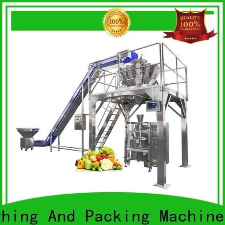 latest vertical filling machine per company for food packing