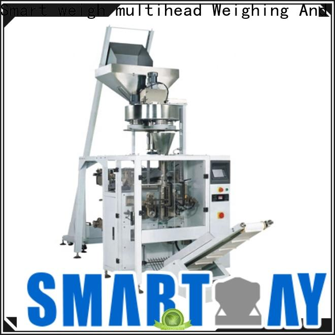 Smart Weigh pack speed vertical packing machine price manufacturers for food weighing