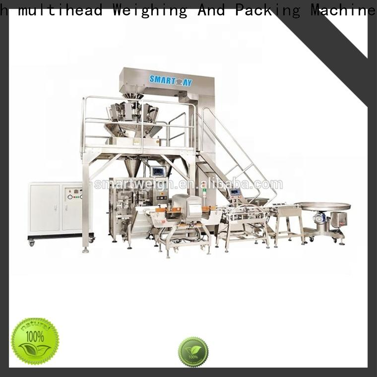 Smart Weigh pack top vertical packing machine price for business for frozen food packing