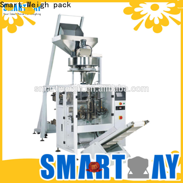 Smart Weigh pack latest vffs packaging machine manufacturers for food packing
