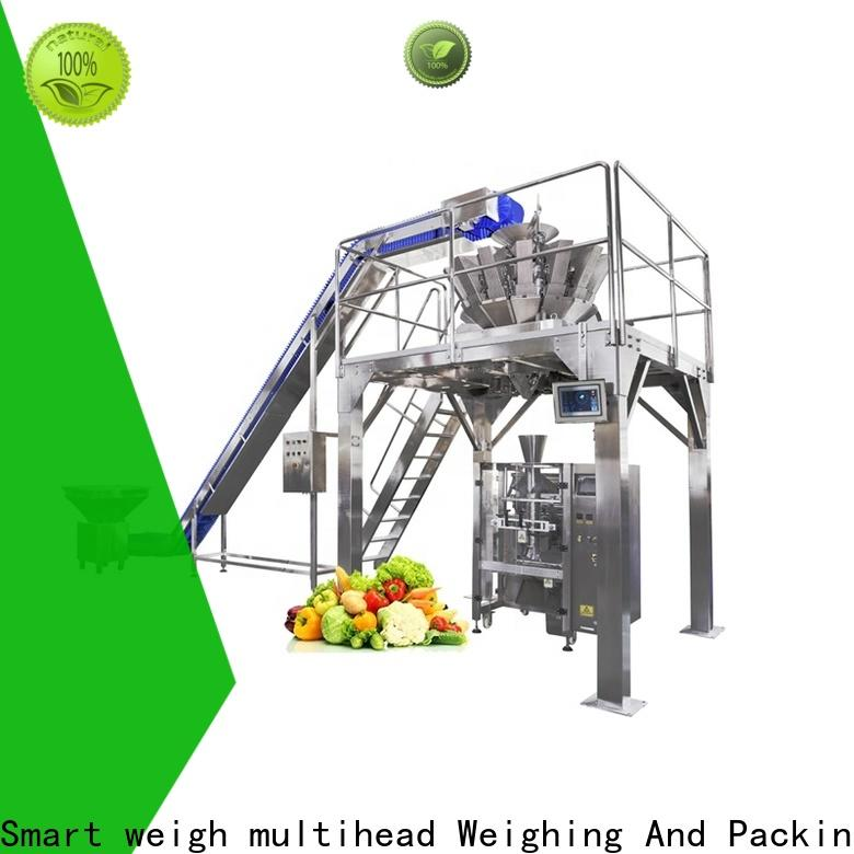 Smart Weigh pack top pouch packing machine manufacturers for food packing