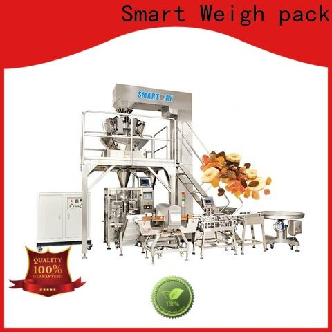 Smart Weigh pack high-quality vertical form fill machine company for food packing
