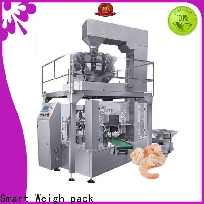 Smart Weigh pack pouches candy packaging machine suppliers for food weighing