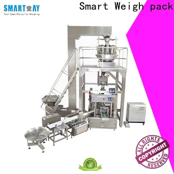 Smart Weigh pack breakfast vacuum packaging machine supply for frozen food packing