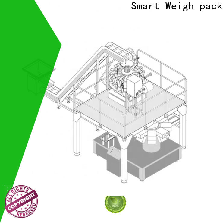 Smart Weigh pack shrimpsea biscuit packaging machine for business for food packing