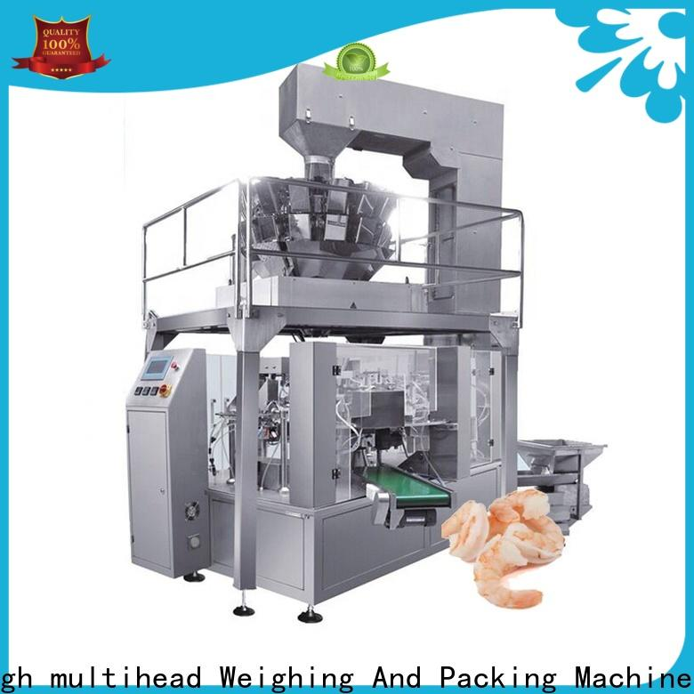 Smart Weigh pack high-quality package machinery company for business for chips packing