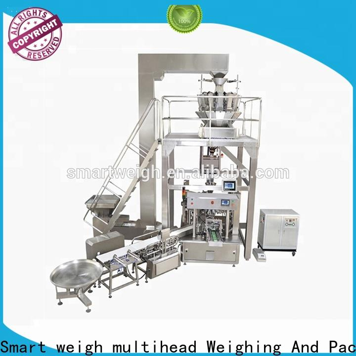 Smart Weigh pack bean chocolate packaging machine manufacturers supply for chips packing