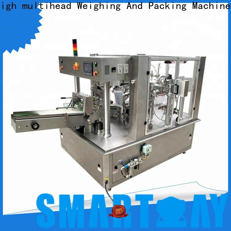 top cereal packing machine swpl6 factory for frozen food packing