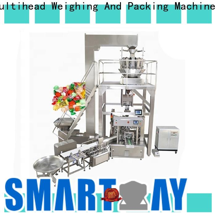 Smart Weigh pack best filling and packing machine supply for meat packing