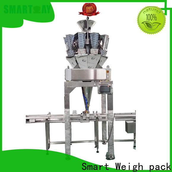 Smart Weigh pack line bottle filling machine supply for food weighing