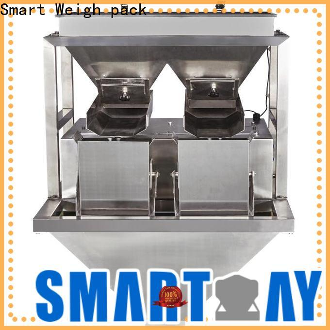 easy-operating multihead weigher sticky manufacturers for foof handling