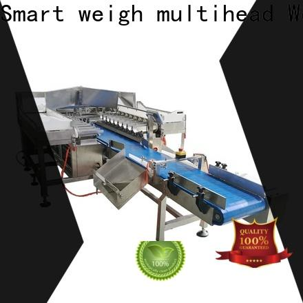 Smart Weigh pack cucurbita multihead weigher inquire now for foof handling