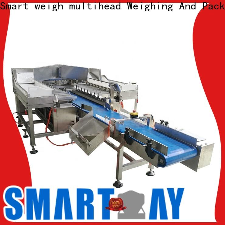 Smart Weigh pack best-selling weigher machine at discount for food packing