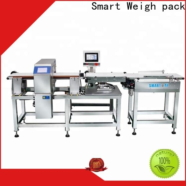 Smart Weigh pack line vision inspection equipment factory price for food weighing