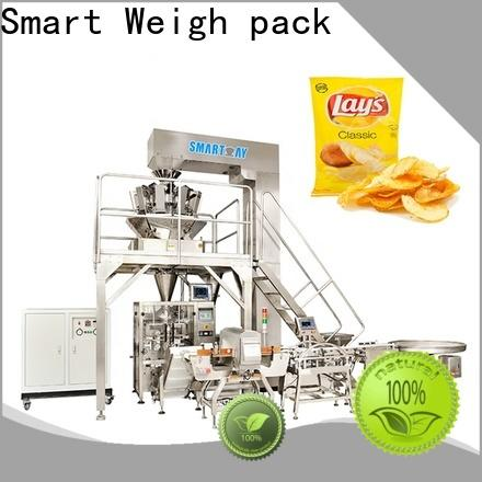 Smart Weigh pack top vertical packaging machine suppliers for frozen food packing