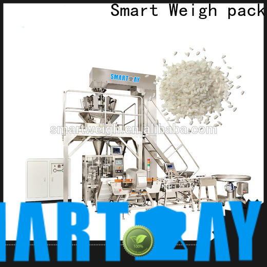 Smart Weigh pack latest vertical pouch packing machine for business for food packing