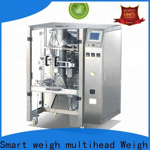 Smart Weigh pack bottlecantinjar vertical pouch packing machine factory for meat packing