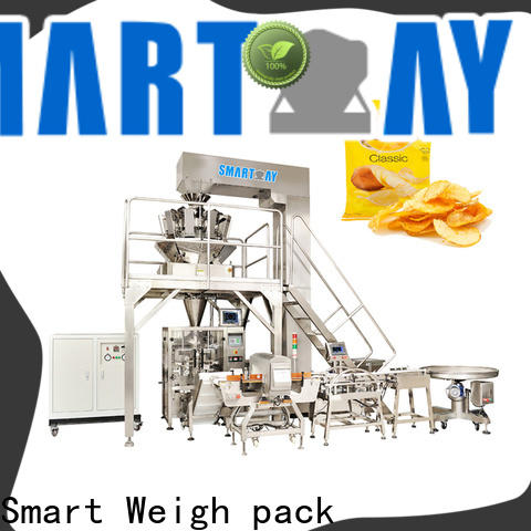 Smart Weigh pack tomato vertical packaging machine suppliers for food weighing