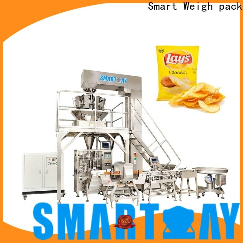 high-quality vertical form fill seal packaging machines package factory for food weighing