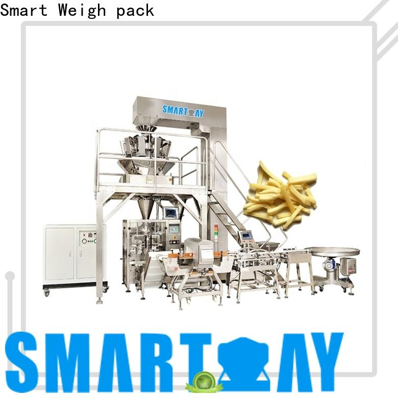 Smart Weigh pack market seal packing machine for food packing